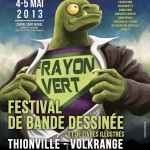 Affiche-Festival-BD-Rayon-Vert-Thionville-20131