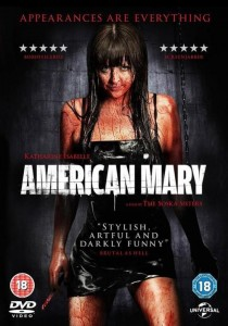 American Mary_UK DVD