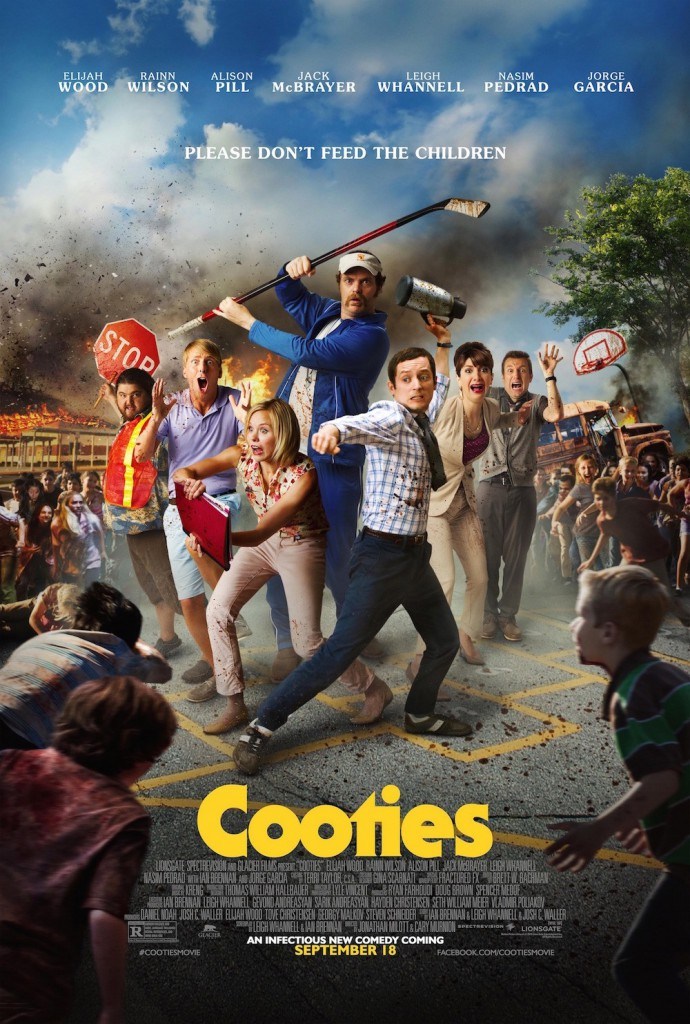 Cooties_affiche