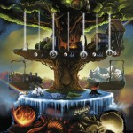 Ecran Ipad Yggdrasil