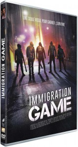 Immigration Game_DVD