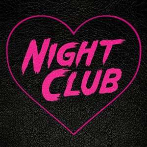 Night Club_Black Leather Heart