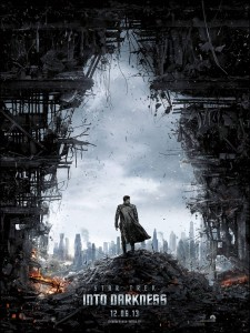 Star Trek Into Darkness_affiche teaser