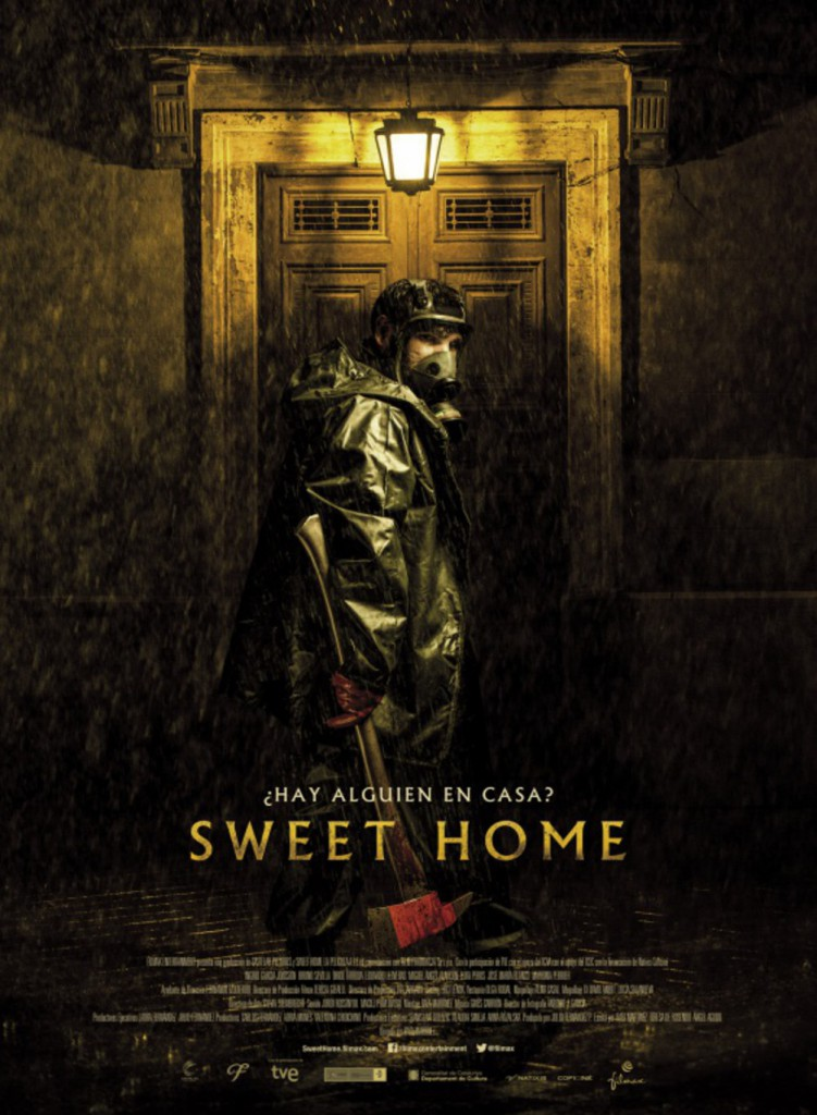 Sweet Home_affiche