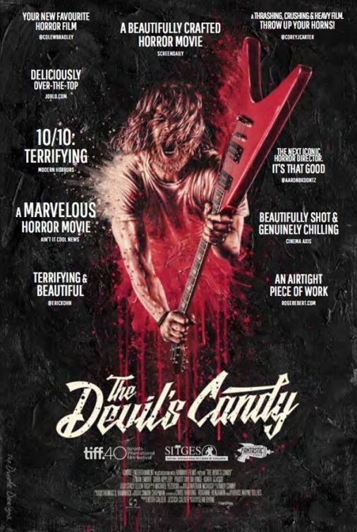 The Devil's Candy_affiche