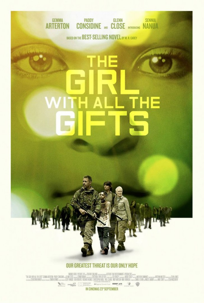 The Girl With All The Gifts_affiche