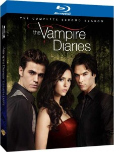 The Vampire Diaries - The Complete Second Season (Blu-Ray)