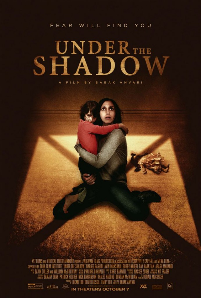 Under The Shadow_affiche
